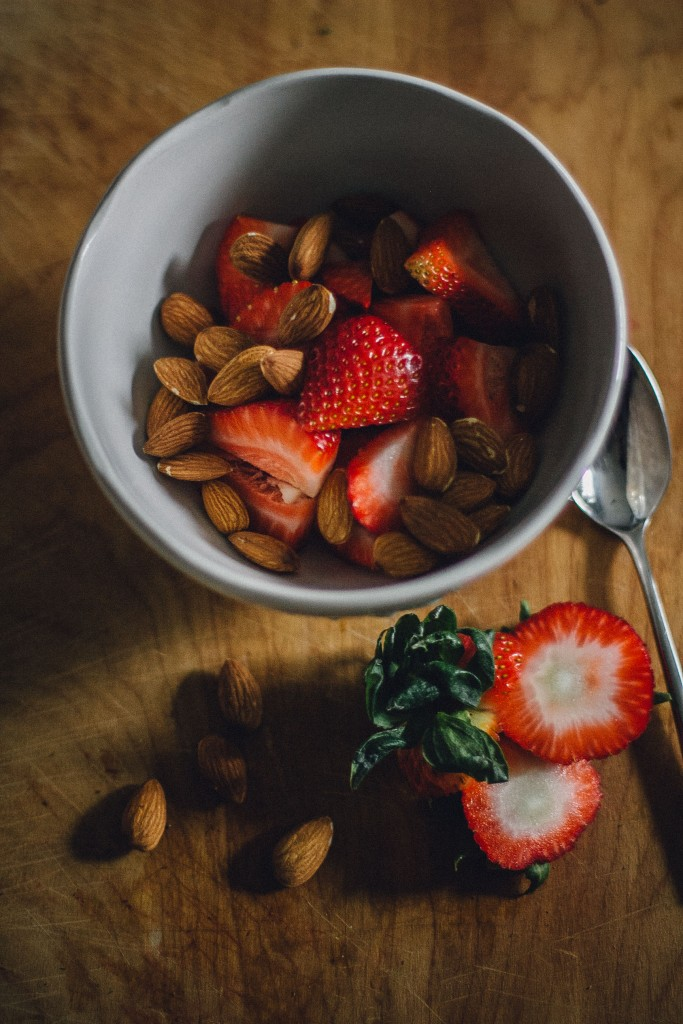 "Strawberry Almond ""Cereal""-The Everyday Chef and Wife"