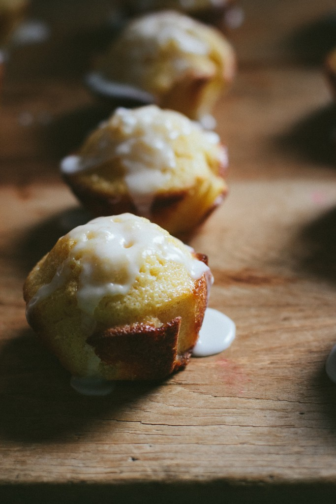 Mouthwatering Lemon Loaf Muffins | The Everyday Chef and Wife Blog